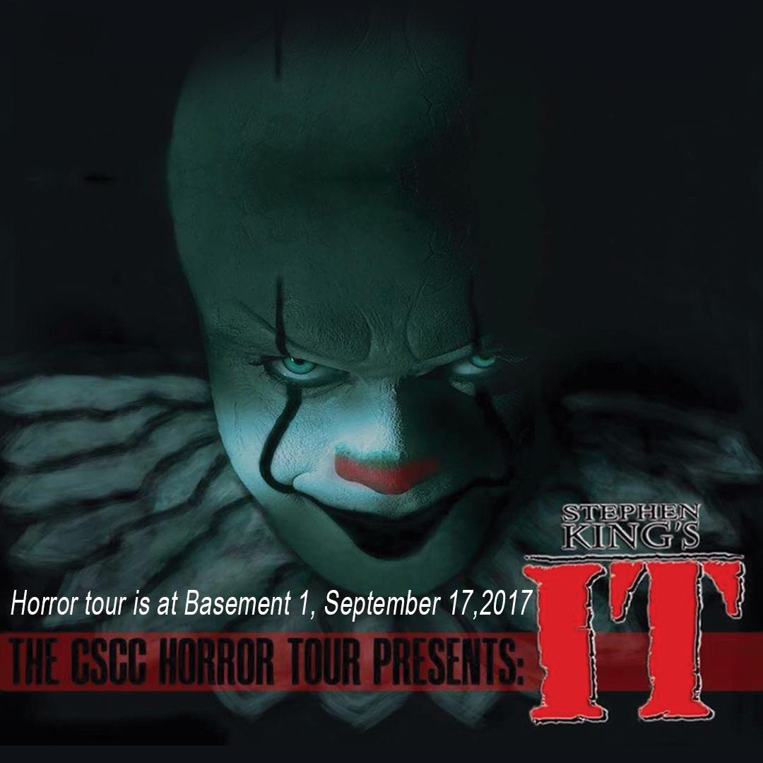 CSCC September clown FB Intagram