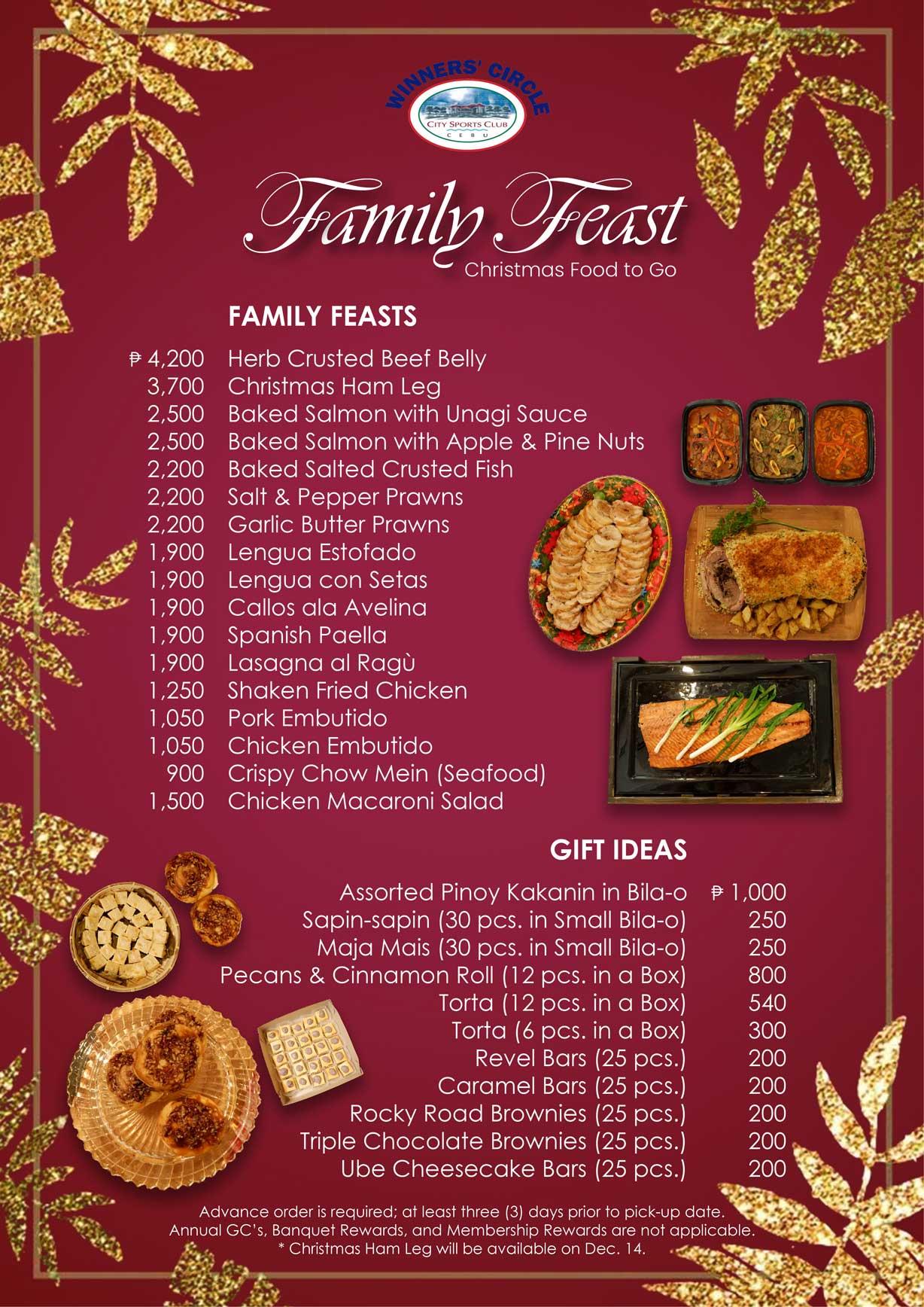 CSCC-Family-Feast-Menu
