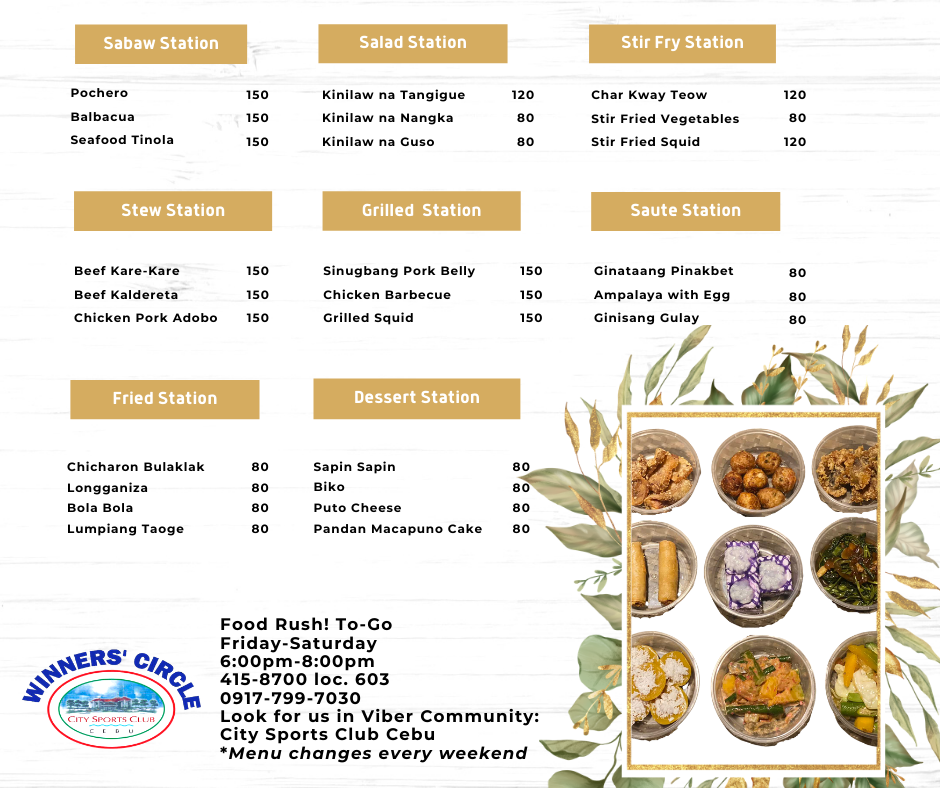 _Food Rush! To-Go April 16-17