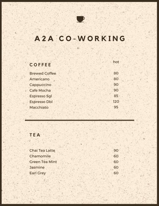 a2a final menu_2021